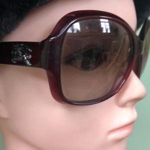 Burberry B 4058 Oversized Sunglasses